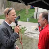 Andreas Rauh und Peter Meinhardt